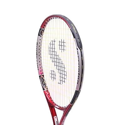 Silver's Flow-444 Gutted Tennis Racquet