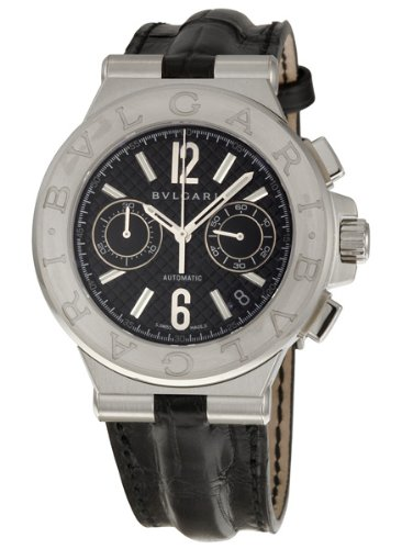 Bvlgari Men's BVLDG40BSLDCH Diagono Chronograph Watch