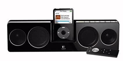 Logitech-Pure-Fi-Compact-Docking-Speaker