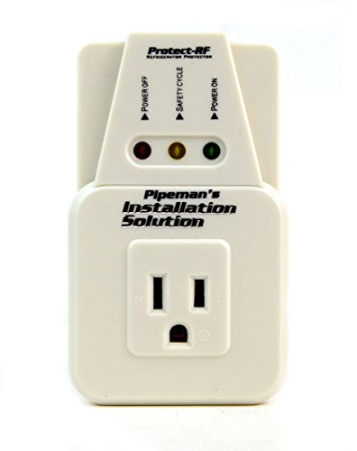 Voltage Protector Brownout Surge Refrigerator 1800 Watts Appliance (Appliance Surge Protector compare prices)