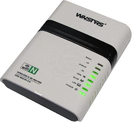Cablematic - Router 3G con HSDPA UMTS EVDO USB y WIFI