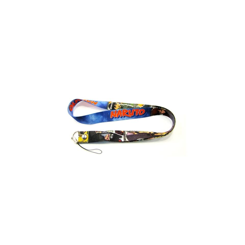 2d384a13c43a7 Naruto Lanyard Keychain Holder on PopScreen