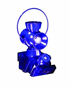 Dc Comics Dc Direct Blackest Night: Indigo Lantern 1:4 Scale Power Battery And Ring Prop Replica Set
