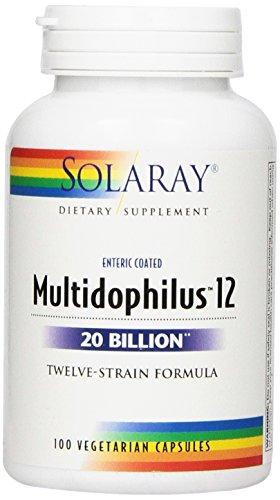 Solaray - Multidophilus, 100 capsules