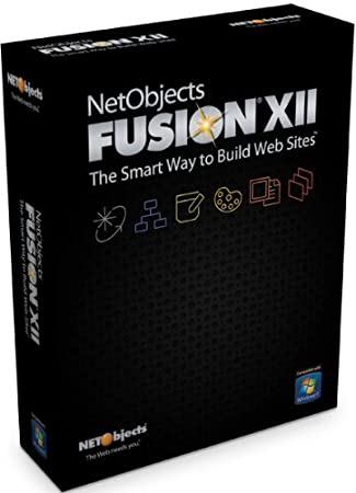 NetObjects FUSION XII (PC)