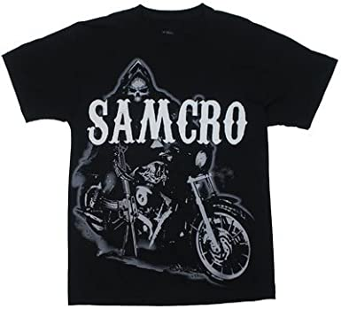 Trenz Shirt Company SAMCRO Outlaw - Sons Of Anarchy T-shirt at Sears.com