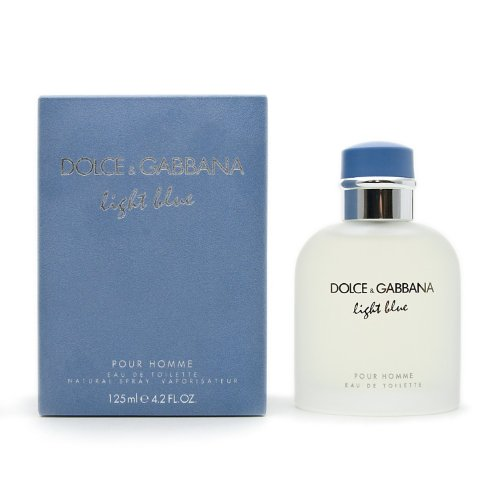 D&G Light Blue Homme Edt 125 Ml