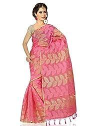 Indian Fashionista Exclusive Branded Sari, Panpatti Ton to Ton Net Zari Material All Over Zallar Pallu Saree with Meti Blouse