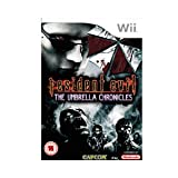 Resident Evil: Umbrella Chronicles (Nintendo Wii)