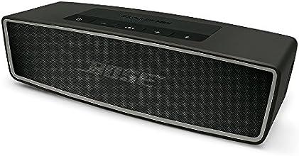 Bose SoundLink Mini II Bluetoothスピーカー ポータブル/ワイヤレス対応 カーボン SLinkMini II CBN【国内正規品】