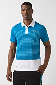 Andy Roddick Engineered Stripe Superdry Polo