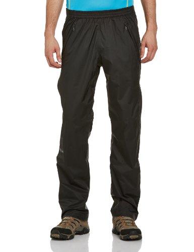Marmot 41260L PreCip Full Zip Pant Long, Black,XL
