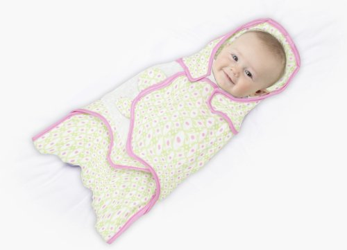 Flowers Snooze Swaddle