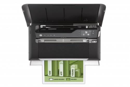 HP Officejet L511a 150 Mobile All-in-One Printer