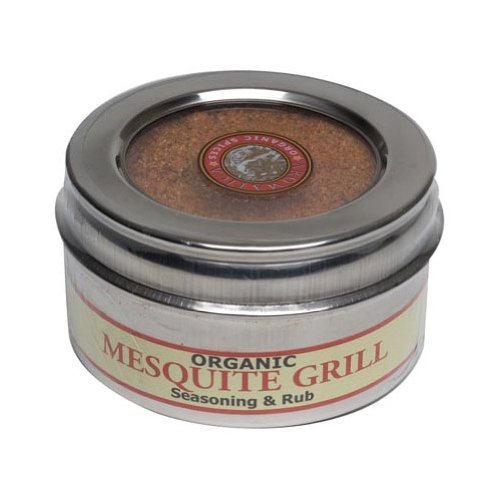 Aromatica, Seasoning Mesquite Bbq, 3.2-Ounce (6 Pack)