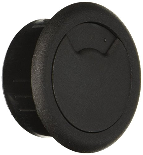 Cord Away Master Adjustable Wire Organizer Grommet, 2-Inch Diameter, Black, 1 Pack (00201) (Wire Grommet For Desk compare prices)