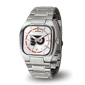 NHL Philadelphia Flyers Turbo Watch, Silver