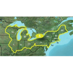 Garmin TOPO US 24K Northeast Map (DVD)