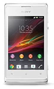 Sony Xperia E C1504 (Single SIM, White)