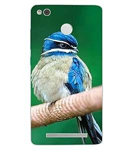 ColourCraft Cute Bird Design Back Case Cover for XIAOMI REDMI 3X