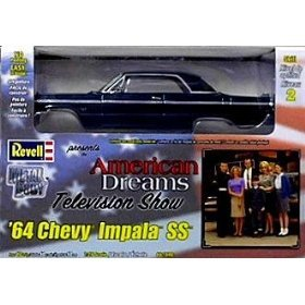 revell american dreams 64 chevy impala