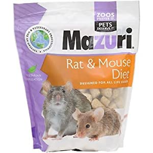 Mazuri Rat & Mouse Food, 2 lbs.