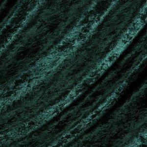 Green Crushed Velvet Fabric CRUSHED VELVET FABRIC