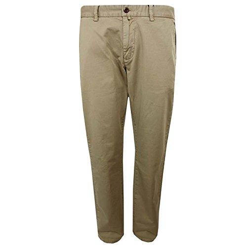 Gant Regular Confort Chino, Pantaloni Uomo, Beige (Khaki), W32/L34
