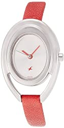 Fastrack Fits and Forms Analog Silver Dial Womens Watch - 6090SL01