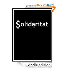 Wendt's Welt: Solidaritt