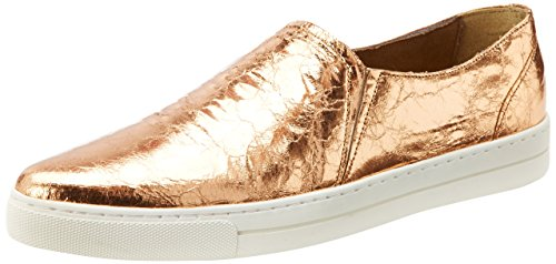 Eleven Paris - Sharp Wrinkled, Sneakers da donna, dorato (copper), 38