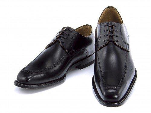 [リーガル] REGAL メンズ ビジネスシューズ 靴 Uチップ スクエアトゥ オフィス フォーマル ドレス 冠婚葬祭 就活 124R AL ブラック 26.0cm