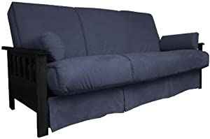 Portland Perfect Sit and Sleep Pocketed Coil Pillow Top Sofa/Sleeper