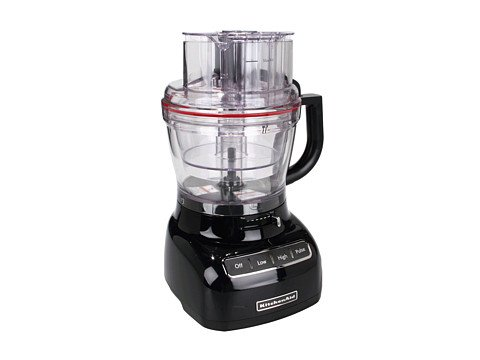 Today KitchenAid KFP1333 Food Processor With Mini-Bowl - 13-Cup - Black