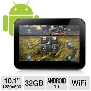 Lenovo K1 Ideapad 130422U 10.1-Inch Tablet