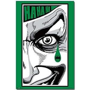 Tear - Batman Comic Poster Joker Comic Poster