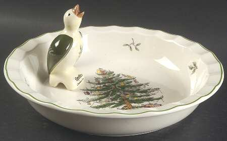 Image for Christmas Dinnerware