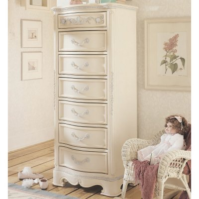 Cheap Lingerie Chest Drawers on Get Cheap Lea Jessica Mcclintock Drawer Lingerie Chest In Antique