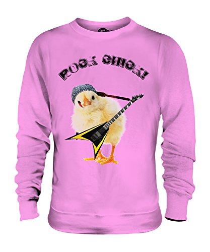 Rock Chick Unisex a maglia, motivo: Ragazza Emo, Maglione, uomo/donna, da donna Candyfloss XX-Large