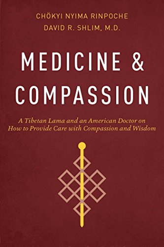 Medicine and Compassion: A Tibetan Lama and an American Doctor on How to Provide Care with Compassion and Wisdom