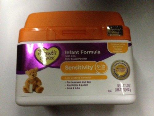 Parent'S Choice Sensitivity Lipids Infant Formula (Pack Of 4)