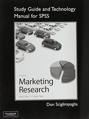marketing research study guide Marketing research - introduction marketing research is systematic problem analysis, model building and fact finding for the purpose of important decision making and control in the marketing of goods and services.