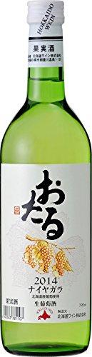 北海道ワイン おたるナイヤガラ 720ml
