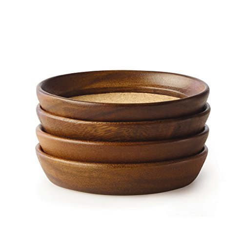 kamenstein-4-piece-acacia-wood-and-cork-coaster-set-natural