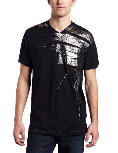 Marc Ecko Cut & Sew Mens Code Shoulder Tee