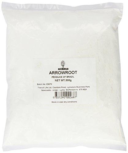 tree-of-life-organic-arrowroot-500-g