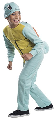 Pokemon Squirtle Child Halloween Costume Idea