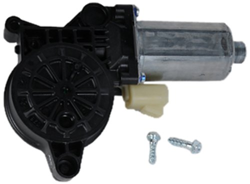ACDelco 19208467 Rear Side Door Window Regulator Motor Assembly