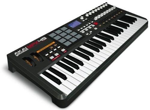 Akai MPK49 Performance Controller