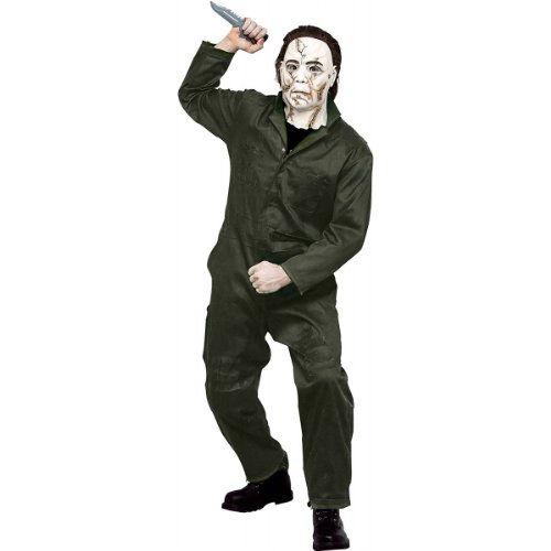 Rob Zombie Michael Myers Costume - Large - Chest Size 46-48